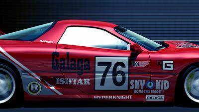 Ridge Racer V - Fanart - Background