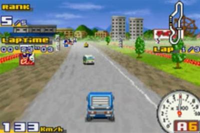 Gadget Racers - Screenshot - Gameplay
