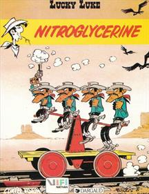 Lucky Luke: Nitroglycerine