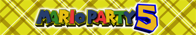 Mario Party 5 - Banner
