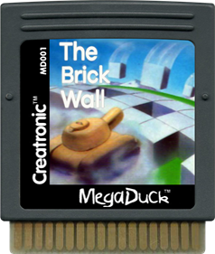 The Brick Wall - Cart - Front