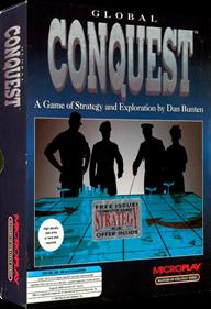 Global Conquest - Box - 3D