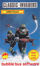 Classic Invaders