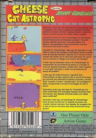 Cheese Cat-Astrophe Starring Speedy Gonzales - Box - Back