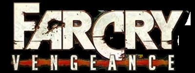 Far Cry Vengeance - Clear Logo