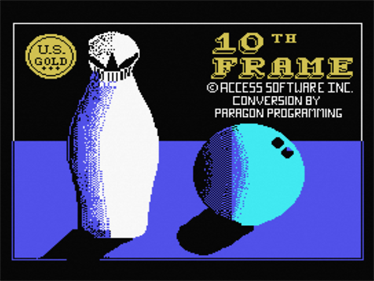 10th Frame - Screenshot - Game Title