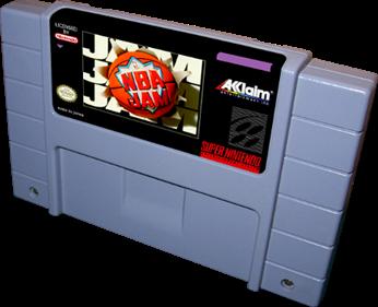 NBA Jam - Cart - 3D