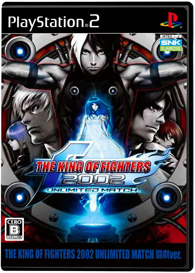 The King Of Fighters 2002 Unlimited Match Details Launchbox Games Database