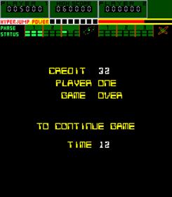 A.D. 2083 - Screenshot - Game Over