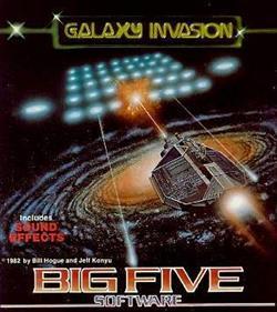 Galaxy Invasion