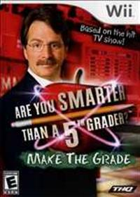 Are You Smarter Than A 5th Grader? - Make the Grade