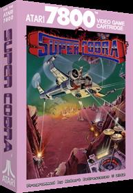 Super Cobra - Box - 3D