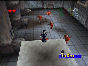 Blues Brothers 2000 - Screenshot - Gameplay