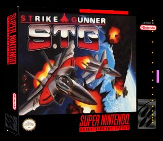 Strike Gunner: S.T.G - Box - 3D