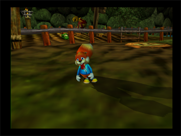 Conker's Bad Fur Day - Screenshot - Gameplay