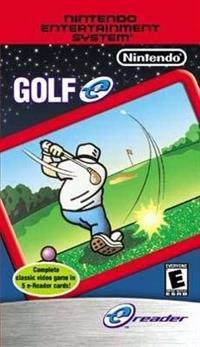 E-Reader Golf