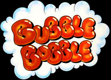 Bubble Bobble - Clear Logo