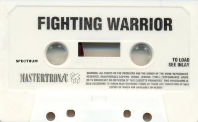 Fighting Warrior - Cart - Front