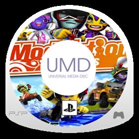 ModNation Racers - Fanart - Disc