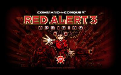 Command & Conquer: Red Alert 3: Uprising - Screenshot - Game Title