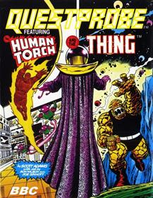 Questprobe featuring Human Torch and the Thing