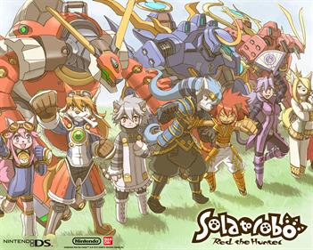 Solatorobo: Red the Hunter - Fanart - Background