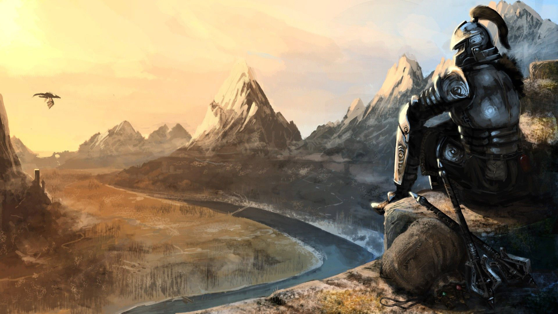 The Elder Scrolls Wallpaper: The Elder Scrolls V: Skyrim Details