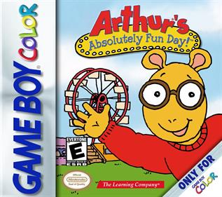 Arthur's Absolutely Fun Day!