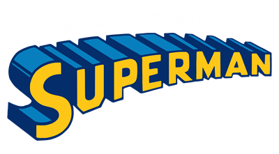 The Death and Return of Superman - Clear Logo
