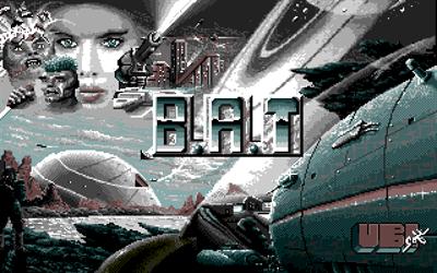 B.A.T. - Screenshot - Game Title