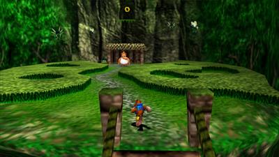 Banjo-Tooie - Screenshot - Gameplay