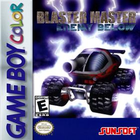 Blaster Master: Enemy Below