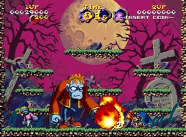 Nightmare in the Dark - Screenshot - Gameplay