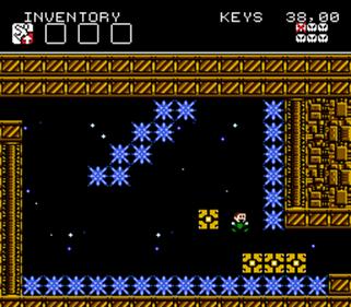 Battle Kid: Fortress of Peril - Screenshot - Gameplay