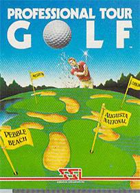 Professional Tour Golf