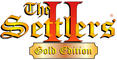 The Settlers II: Veni, Vidi, Vici (Gold Edition) - Clear Logo