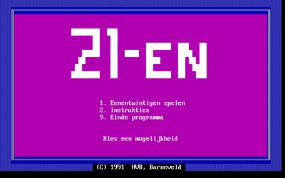 21-en - Screenshot - Game Title