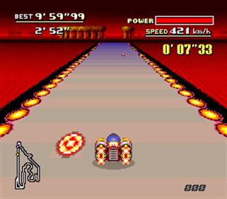 BS F-Zero Grand Prix: Dai-1-shuu: Knight League - Screenshot - Gameplay