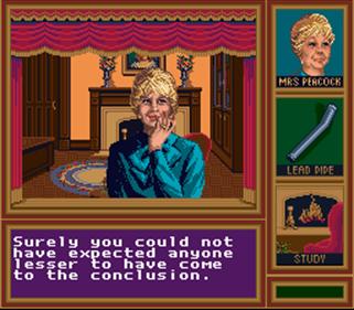 Clue - Screenshot - Gameplay