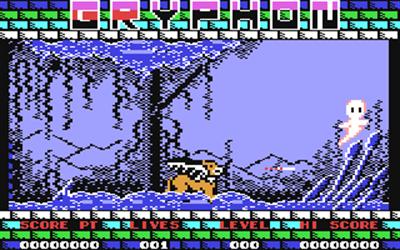 Gryphon - Screenshot - Gameplay