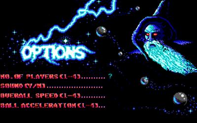 1st Person Pinball - Screenshot - Game Select