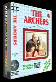 The Archers - Box - 3D