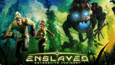Enslaved: Odyssey to the West - Fanart - Background