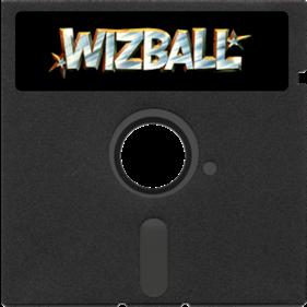 Wizball - Fanart - Disc