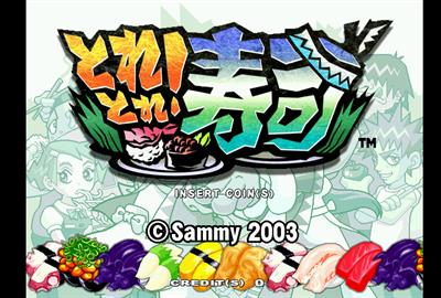 Sushi Bar - Screenshot - Game Title