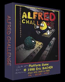 Alfred Challenge - Box - 3D