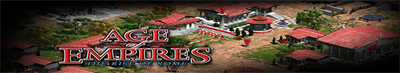 Age of Empires: The Rise of Rome - Banner