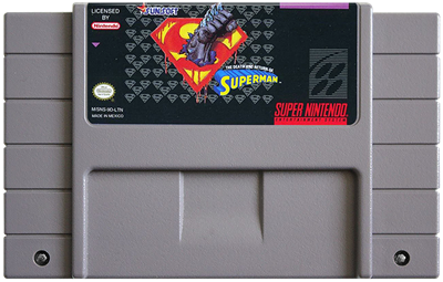 The Death and Return of Superman - Fanart - Cart - Front