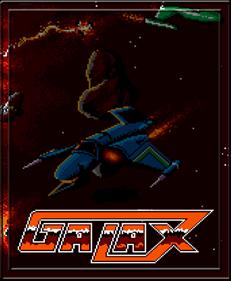 3-D Galax