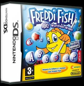 Freddi Fish: ABC Under the Sea - Box - 3D
